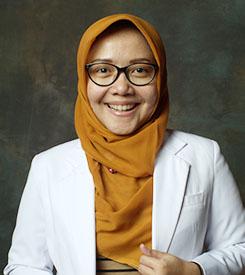 Danti Ayu Irawati, MD